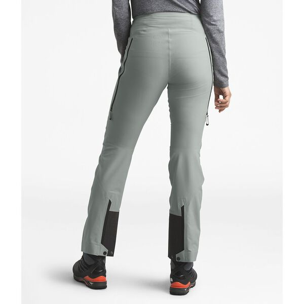 WOMEN'S SUMMIT L4 SOFT SHELL LT PANT, MELD GREY, hi-res