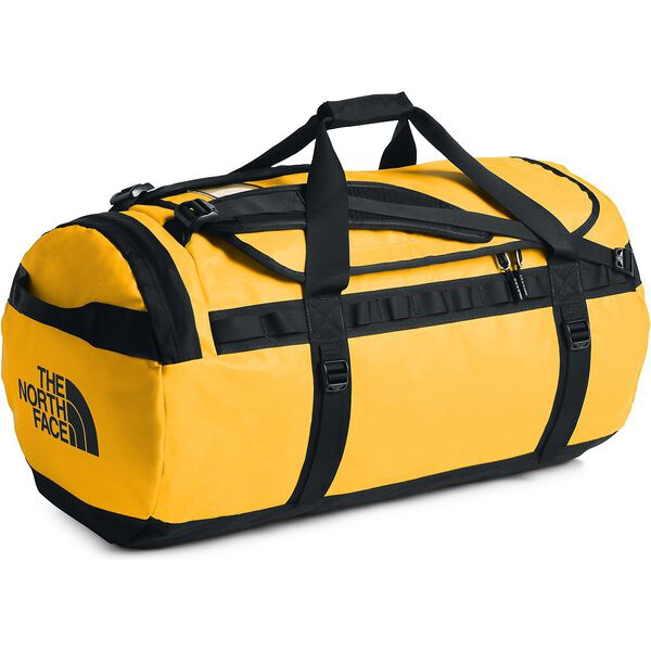 Base Camp Duffel - L, SUMMIT GOLD/TNF BLACK, hi-res