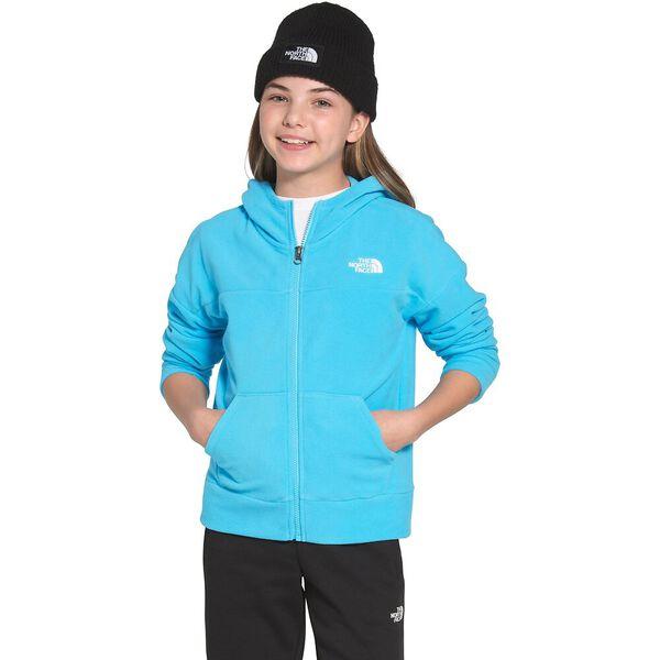 Girls' TKA Glacier Full Zip Hoodie