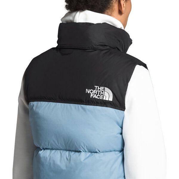 Women's 1996 Retro Nuptse Vest, ANGEL FALLS BLUE, hi-res