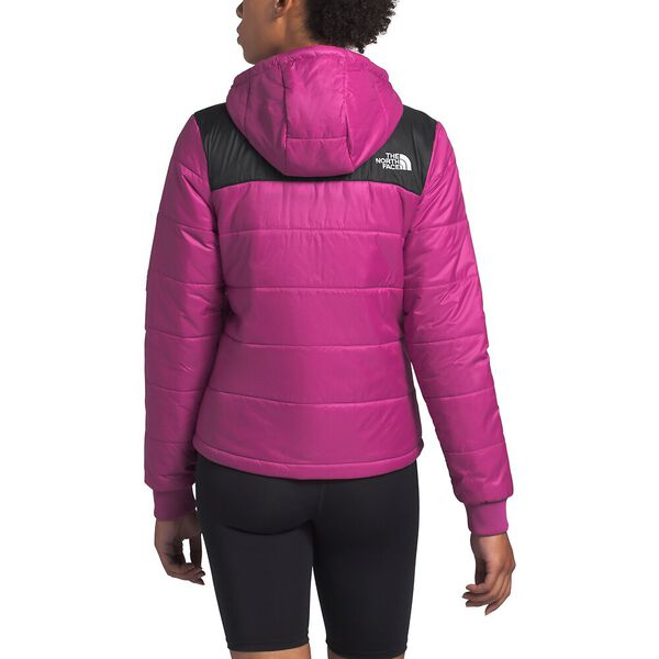 Women's Pardee Insulated Jacket, WILD ASTER PURPLE/TNF BLACK, hi-res