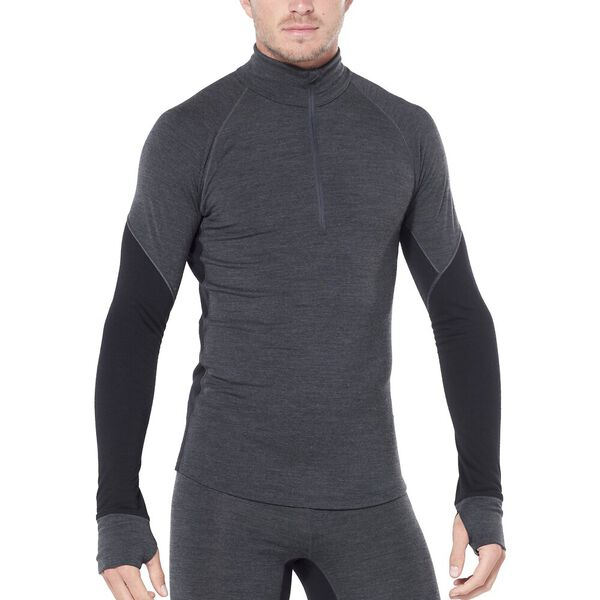 Icebreaker Men's 260 Zone Long-Sleeve Half Zip