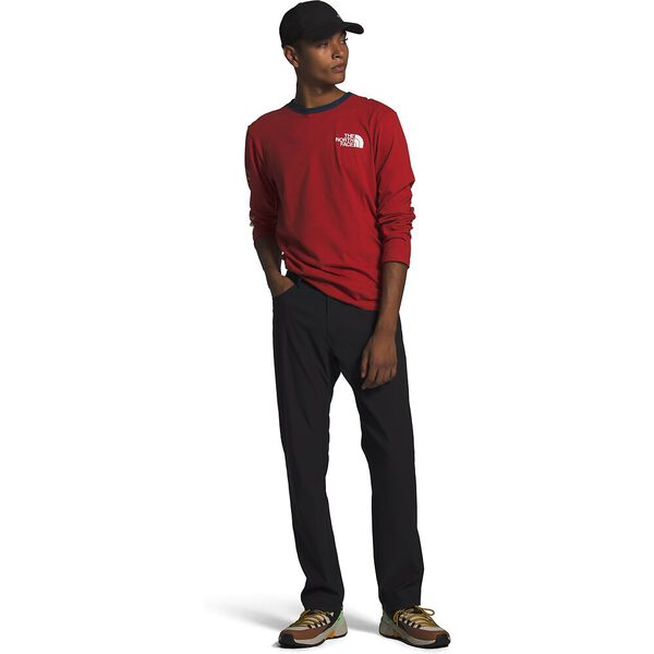 Men's Sprag 5-Pocket Pants, TNF BLACK, hi-res