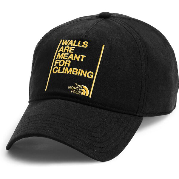 Walls Ball Cap, TNF BLACK, hi-res