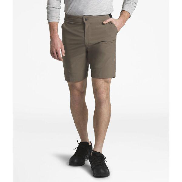 Men's Paramount Active Shorts, WEIMARANER BROWN, hi-res