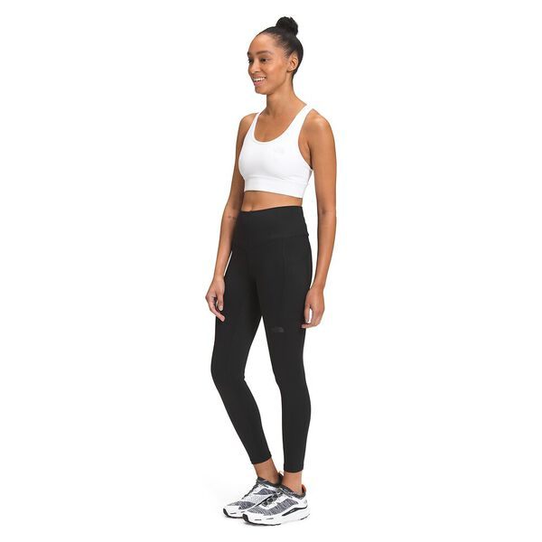 Women's Motivation High-Rise 7/8 Pocket Tights, TNF BLACK, hi-res