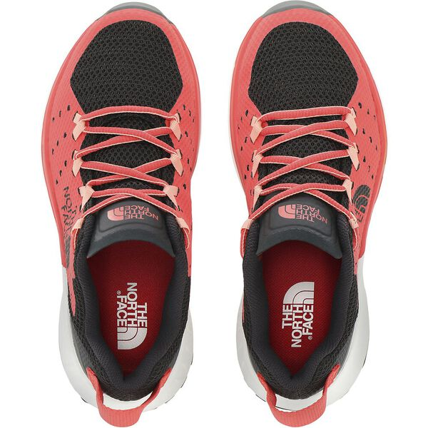 Women's Ultra Endurance XF, ASPHALT GREY/CAYENNE RED, hi-res