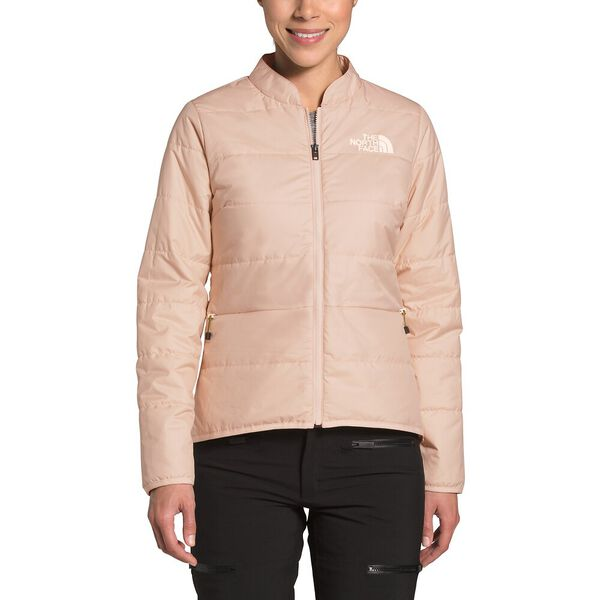 Women's Clementine Triclimate® Jacket, FIR GREEN/MORNING PINK, hi-res