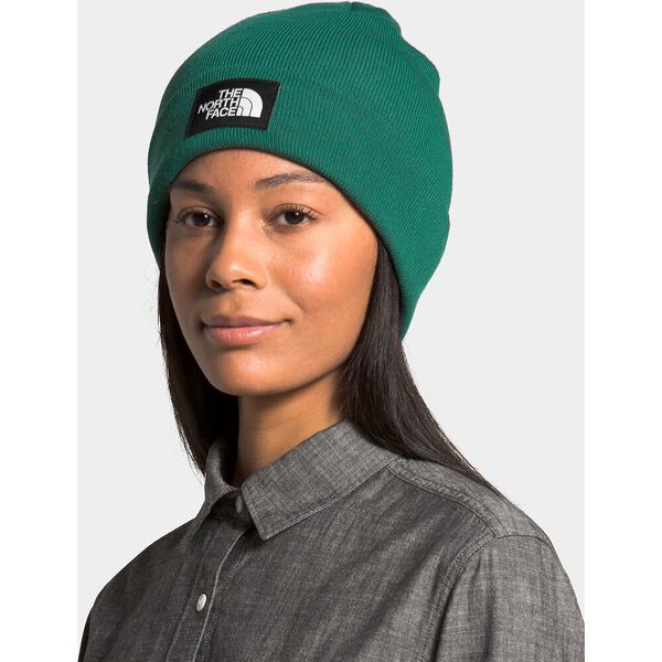 Dock Worker Recycled Beanie, EVERGREEN, hi-res