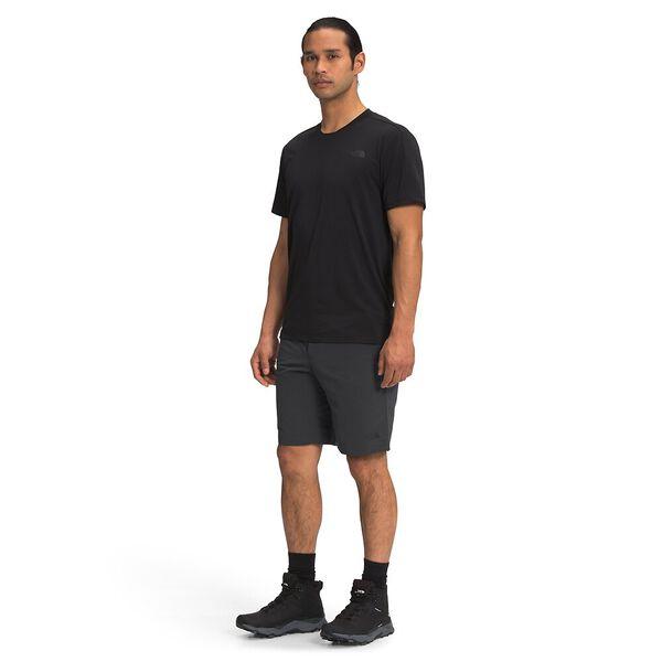 Men's Paramount Trail Shorts, ASPHALT GREY, hi-res