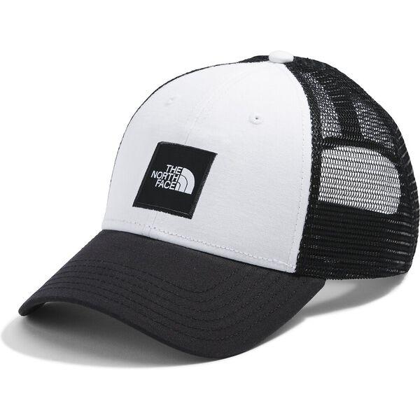 TNF™ Box Logo Trucker, TNF BLACK/TNF WHITE, hi-res