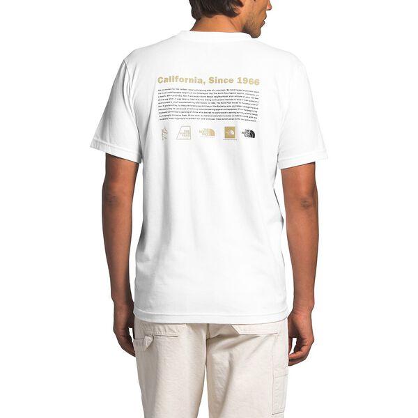 Men's Short-Sleeve Logo-Lution Tee, TNF WHITE, hi-res