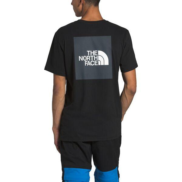 Men's Short-Sleeve Red Box Tee, TNF BLACK, hi-res