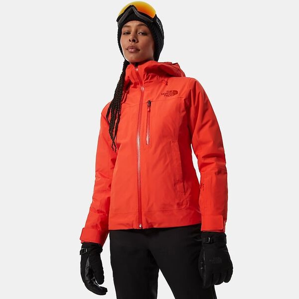 Women's Descendit Jacket, FLARE, hi-res