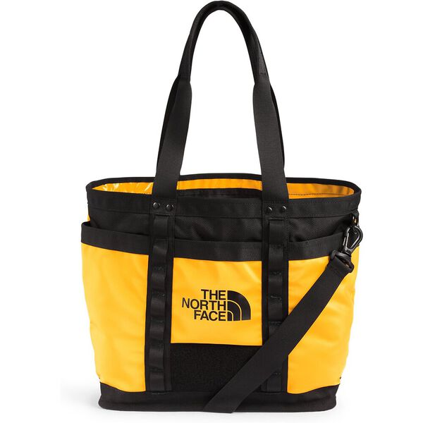 Explore Utility Tote, SUMMIT GOLD/TNF BLACK, hi-res