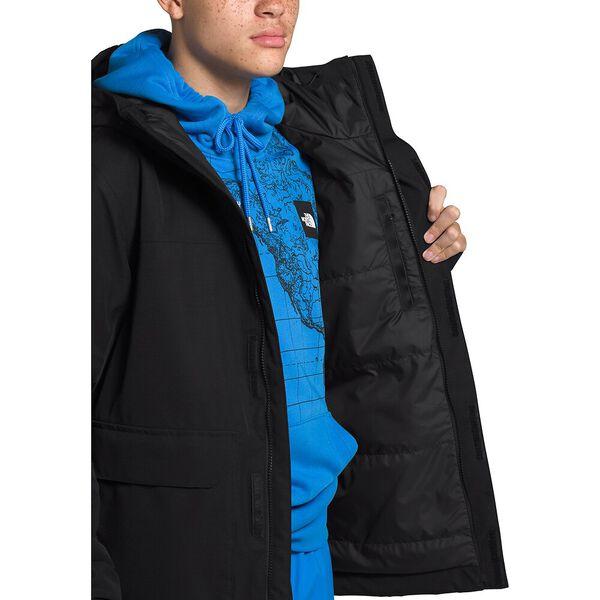 Men's Cypress Insulated Jacket, TNF BLACK, hi-res