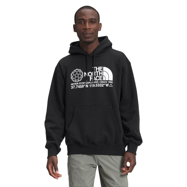 Men's Coordinates Pullover Hoodie