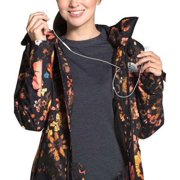 Women's Superlu Jacket, TNF BLACK FLOWER CHILD MULTI PRINT, hi-res