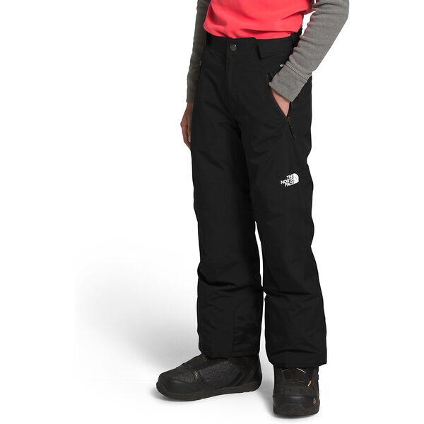 Boys' Freedom Insulated Pants, TNF BLACK/TNF WHITE, hi-res