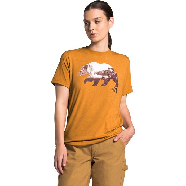 Women's Short-Sleeve Bearinda Graphic Tee