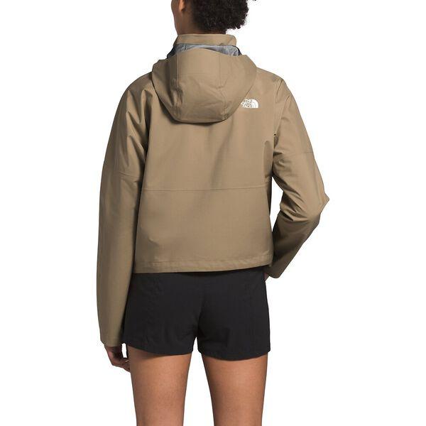 Women's Arque Active Trail FUTURELIGHT™ Jacket, KELP TAN, hi-res