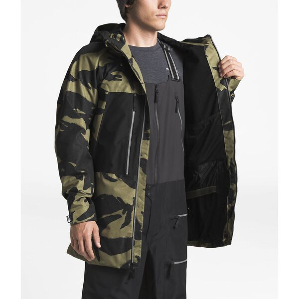 MEN'S REPKO JACKET, BURNT OLIVE GREEN/TNF BLACK, hi-res