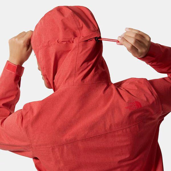 Women's Dryzzle FUTURELIGHT™ Jacket, HORIZON RED HEATHER, hi-res