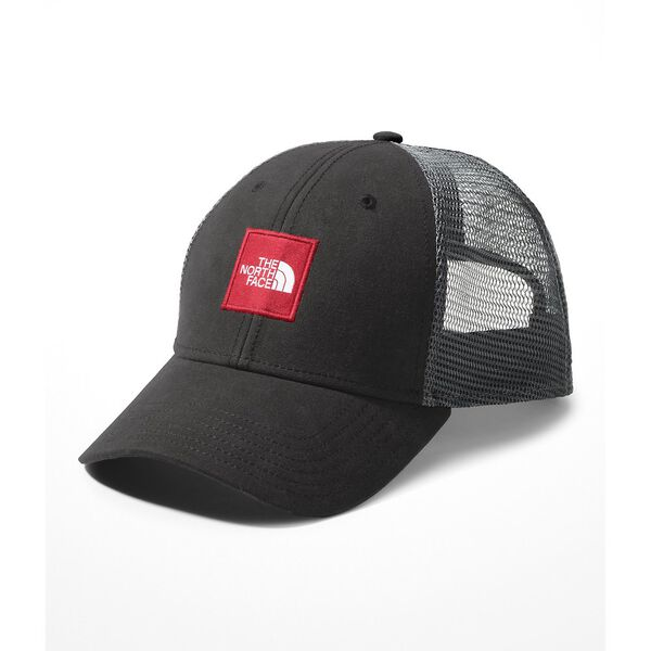 TNF BOX LOGO TRUCKER