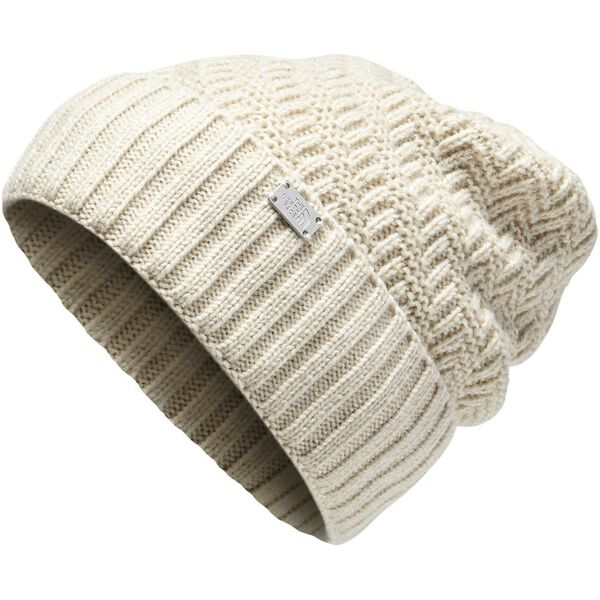 WOMEN'S REYKA BEANIE, VINTAGE WHITE HEATHER, hi-res