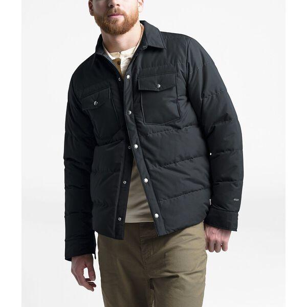 Men's Down Sierra Snap Jacket