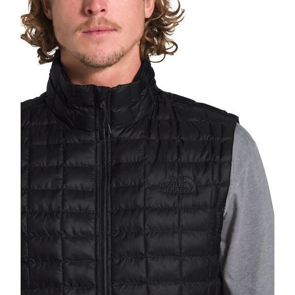 Men's Thermoball™ Eco Vest, TNF BLACK MATTE, hi-res
