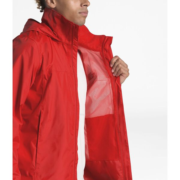 MEN'S RESOLVE 2 JACKET, FIERY RED, hi-res