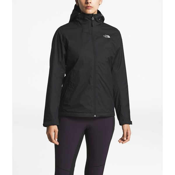 WOMEN'S ARROWOOD TRICLIMATE JACKET, TNF BLACK, hi-res
