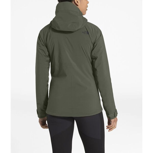 Women's ThermoBall™ Eco Triclimate® Jacket, NEW TAUPE GREEN, hi-res