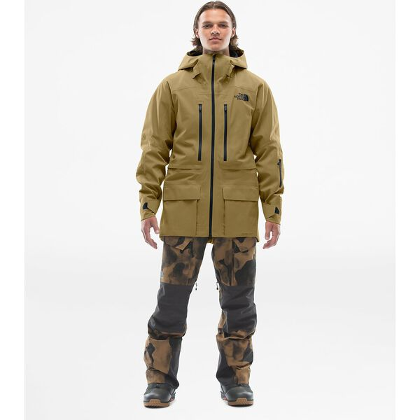 MEN'S A-CAD FUTURELIGHT™ JACKET, BRITISH KHAKI, hi-res