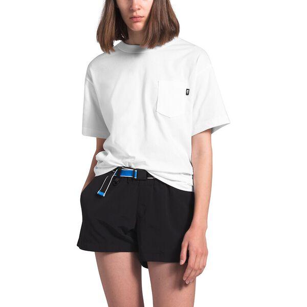 Women's Short-Sleeve Relaxed Pocket Tee