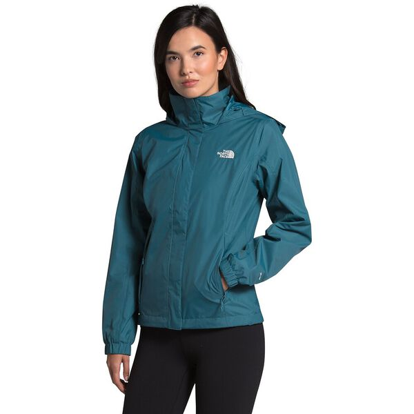 Women's Resolve 2 Jacket, MALLARD BLUE, hi-res