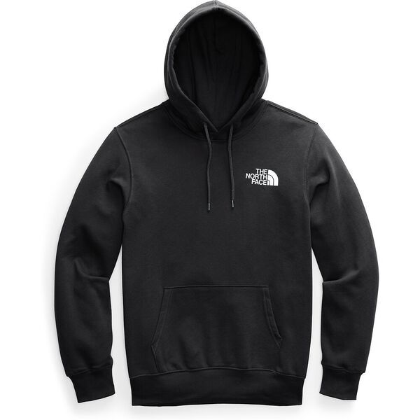 Men's Box NSE Pullover Hoodie, TNF BLACK, hi-res
