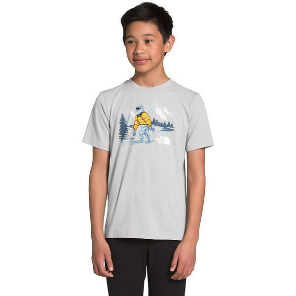 Youth Short-Sleeve Tri-Blend Tee