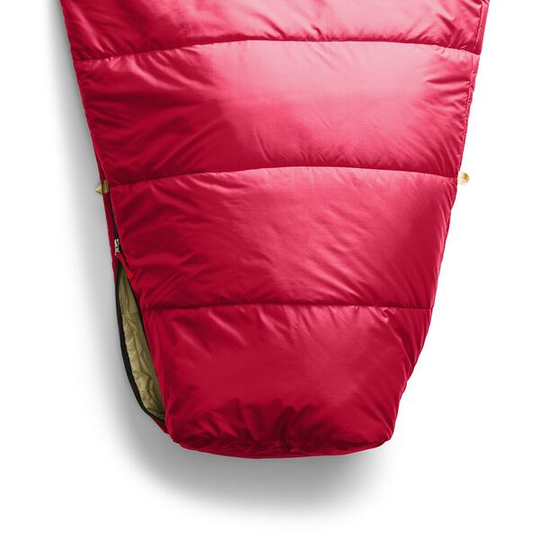 Eco Trail Synthetic 55°F / 13°C, TNF RED/HEMP, hi-res