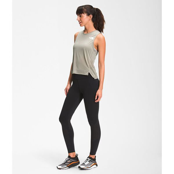 Women's Up With The Sun Tank, MINERAL GREY, hi-res