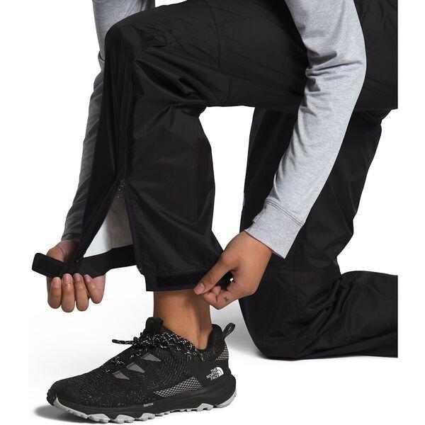 Women's Venture 2 Half Zip Pants, TNF BLACK/TNF BLACK, hi-res