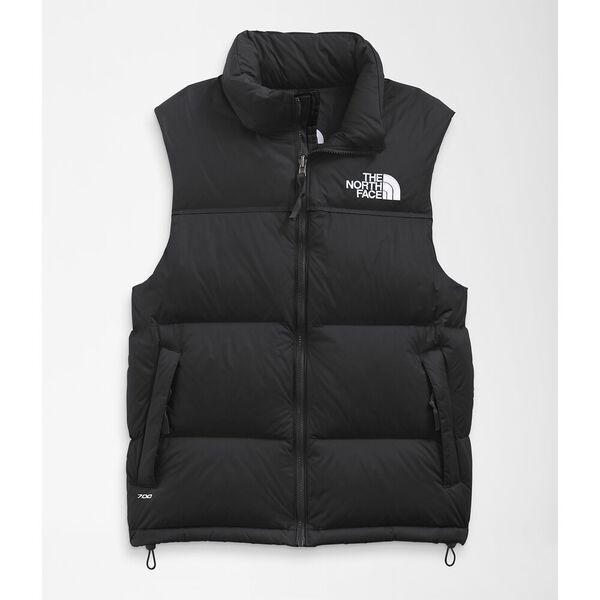 Men's 1996 Retro Nuptse Vest, RECYCLED TNF BLACK, hi-res