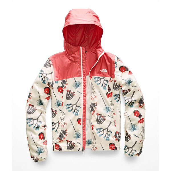WOMEN'S PRINTED CYCLONE JACKET