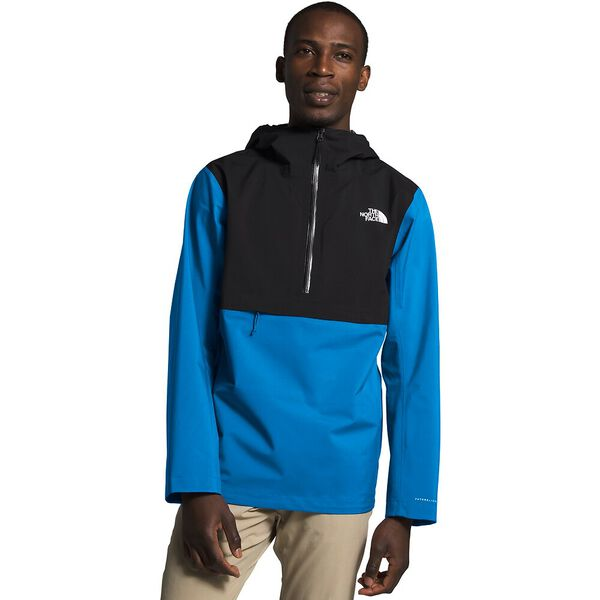 Men's Arque FUTURELIGHT™ Jacket, CLEAR LAKE BLUE/TNF BLACK, hi-res
