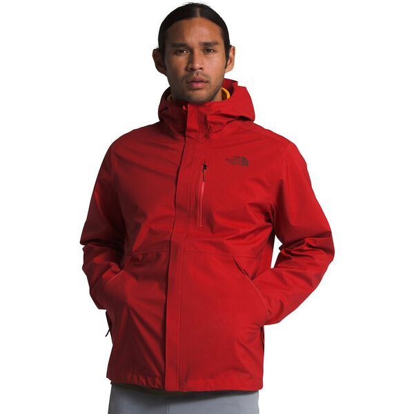 Men's Dryzzle FUTURELIGHT™ Jacket, POMPEIAN RED, hi-res