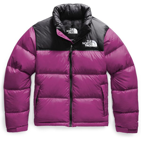 Women's 1996 Retro Nuptse Jacket, WILD ASTER PURPLE, hi-res