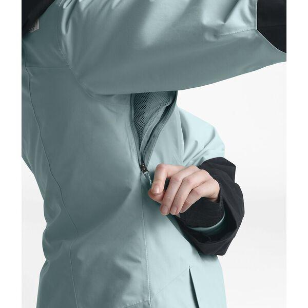 Women's Lostrail Jacket, CLOUD BLUE/TNF BLACK, hi-res
