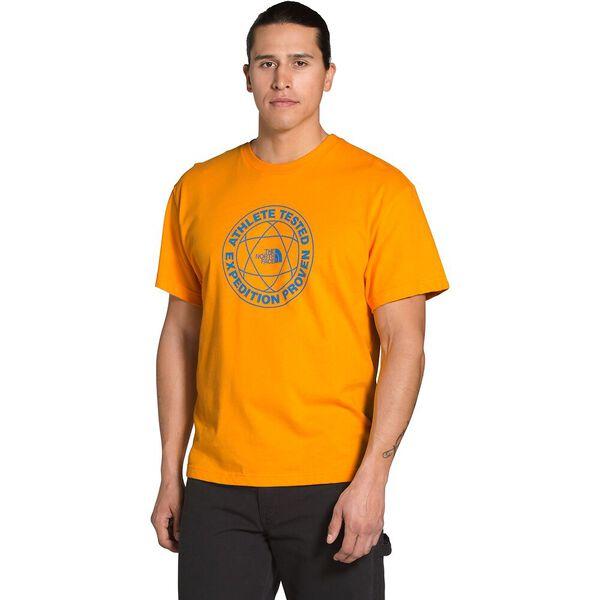 Men's Short-Sleeve Brand Stand Tee