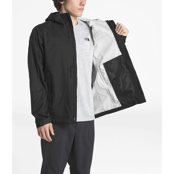 MEN'S VENTURE 2 JACKET, TNF BLACK/TNF BLACK, hi-res